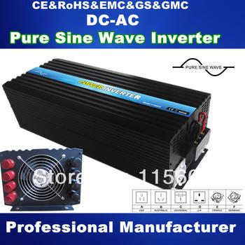 inverter 24v 220v 5000 watt off grid  for solar system one year warranty
