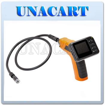 "GOSCAM 8802AJ Car Inspection Camera-Explorer Standard Detachable Monitor Snake Camera 2.4"" TFT-LCD Ip67"