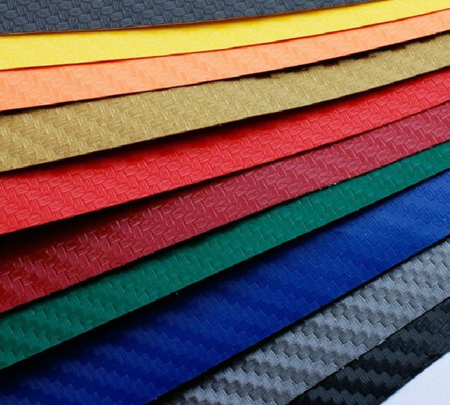 Free Shipping!127X30cm 3D Car Film Carbon Fiber Vinyl Film Carbon Fibre 13 Color Option Car Sticker High Quality Car Styling(China (Mainland))