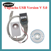 Vagtacho USB Version V 5.0 VAG Tacho For NEC MCU 24C32 or 24C64