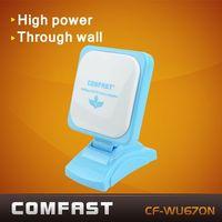 USB adapter 150Mbps Ralink3070L wireless usb high power adapter Radar multifunction comfast CF-WU670N high gain usb wifi antenna
