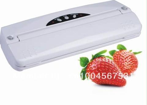 FREE SHIPPING ,Brand new Household vacuum food ,vacuum food saver,Vacuum packer(China (Mainland))