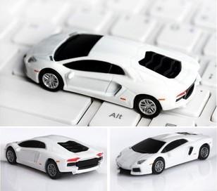 Wholesale Full Capacity 4GB/8GB/16GB/32GB Fashion Car USB 2.0 Memory Stick Flash Drive,Free Shipping  XX002