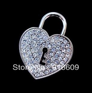 S-35 Wholesale Necklace Jewellery Crystal Lock Car Key 4GB 8GB 16GB 32GB 64GB 128GB USB 2.0 Flash Memory Stick Drive Pen/Thumb