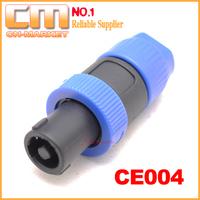 [26pcs/lot] Excellent Quality 4 Pin Speakon CE004