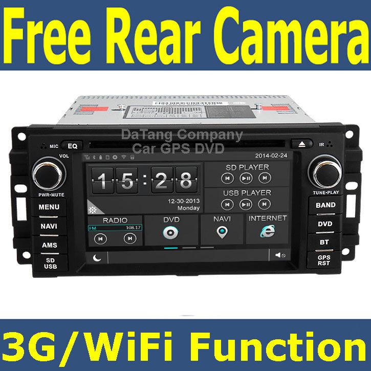 3g usb host witson navigationssystem dvd player head unit für jeep
