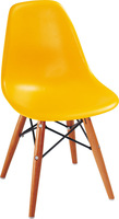 EMS shipping, 1piece  ABS seat wood base kids DSW eames chair.