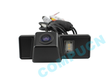 Car Rear View Camera For Nissan X-Trail Qashqai Pathfinder Geniss Dualis Navara Peugeot 307, Waterproof, Night Vision, Fuse Box