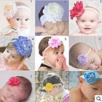 CL0146 Free shipping No minimum order, Fashion Infant Cotton Cloth Headwrap Unisex Girl Boy Headband Headwear, 5pieces/Lot