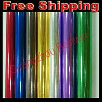 High quality car wrap vinyl Car Sticker / 1.52m*60cm Mirror Chrome with free shipping