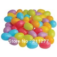 Easter egg(6x4cm),PP material easter eggs,suit for easter decoration
