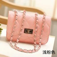 HX73 Personalized New Fashion Brand Design Women Handbag Noble PU Leopard Dot Handbag Tote Clutch bag Shoulder Bag FREE Shipping