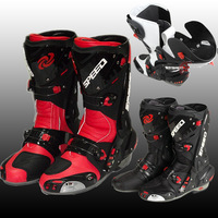 New 2013 model motorcycle boots Pro Biker SPEED Racing Boots,Motocross Boots,Motorbike boots SIZE:40/41/42/43/44/45 Black