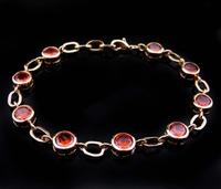 Fashion Jewellery zircon women's 14KT yellow Gold Filled Bracelets Cubic Zirconia bracelets
