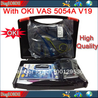2013 Newest With OKI Chip VAS 5054A v19 VW A.udi high quality vas5054a diagnostic tool ( Support UDS Protocol)