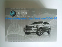 Free Shipping GSM GPRS Vehicle GPS Tracker H-02 Multi-function Version with Real-time Tracking, Remote Monitoring, SOS