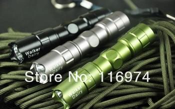 Cheapest Mini-flashlight matte surface LED flashlight EDC flashlight tactical attack head