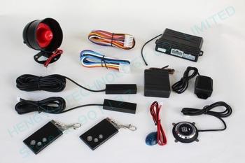 car push button engine start/remote start/PKE alarm 2 antenner FS-58 RM1 ignition start /keyless entry chip avoidance device