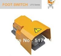 LFS-502 380VAC  220VAC 10A metal   foot switch pedal switch