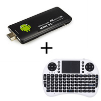 Rikomagic MK802 IIIS Mini PC BlueTooth Mobile Remote Control RK3066 Cortex A9 1GB RAM 8G ROM HDMI TF +Rii i8 Air Mouse keyboard