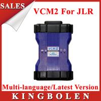 2014 New Arrival Professional Diagnostic Scanner VCM II For LandRover Latest Version V138 VCM2 JLR DHL Free Shipping