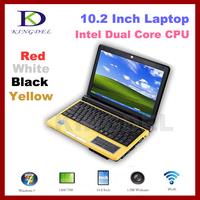 "Laptop Intel Atom D2500 1.86Ghz,10.2"" Mini Notebook,  Window 7, 2GB RAM, 500GB HDD,WiFi, Webcam,3 cell LION Battery, 2200mAh"