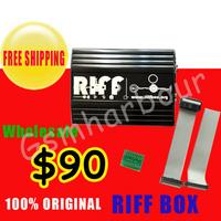 Wholesale 10pcs/lot 100% Original Riff Box JTAG Box by Rocker Team -DHL Free Shipping