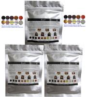 10Color Free Shipping Building Fiber Hair Keratin Thin Hair Loss Treatment Instant Conceal Color Powder 50g Black/Dark Brown