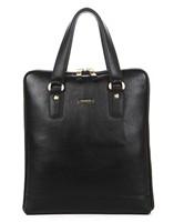 Free shipping Black cow Leather bag Urban bag Fashion style designer Totes business brand Handbags Danjue M90076S