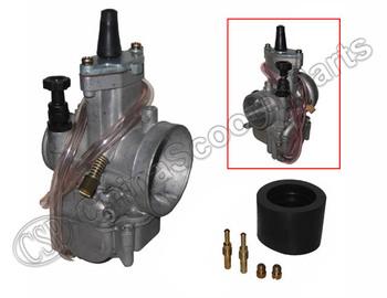 KOSO  34mm PWK Carb Carburetor ATV Dirt Pit Bike Go Kart Buggy Quad RTL250 CR80 CR85R CR125 NSR50 NSR80 Parts