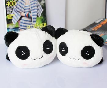 Cushion Lumbar Pillow Panda Plush Toy pillow Cute Panda Comfortable lint Toy
