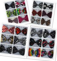 baby & kids silk tie clothing necktie bow tie gravata butterfly new 2014 for silk tie children accessories 15pcs/lot 001