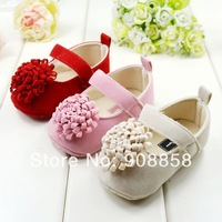 Free shipping Fashion Newly born infant baby girls first walkers kid bebe sapato jane shoes