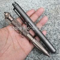 2PCS Tactical pen self Defense Survival Portable outdoor camping Tool 6061-T6 Aviation Aluminum self-defense