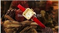 Genuine Korea Julius Women's Wrist Watch Quartz OL Style Three-dimentional Face Luxury Fashion Japaniese Movement  Small JA-496