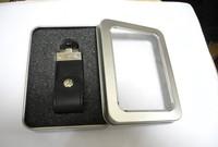 good quality 8.5x6x2cm open window Metal Storage Boxes with sponge, pen display case 50pcs/lot