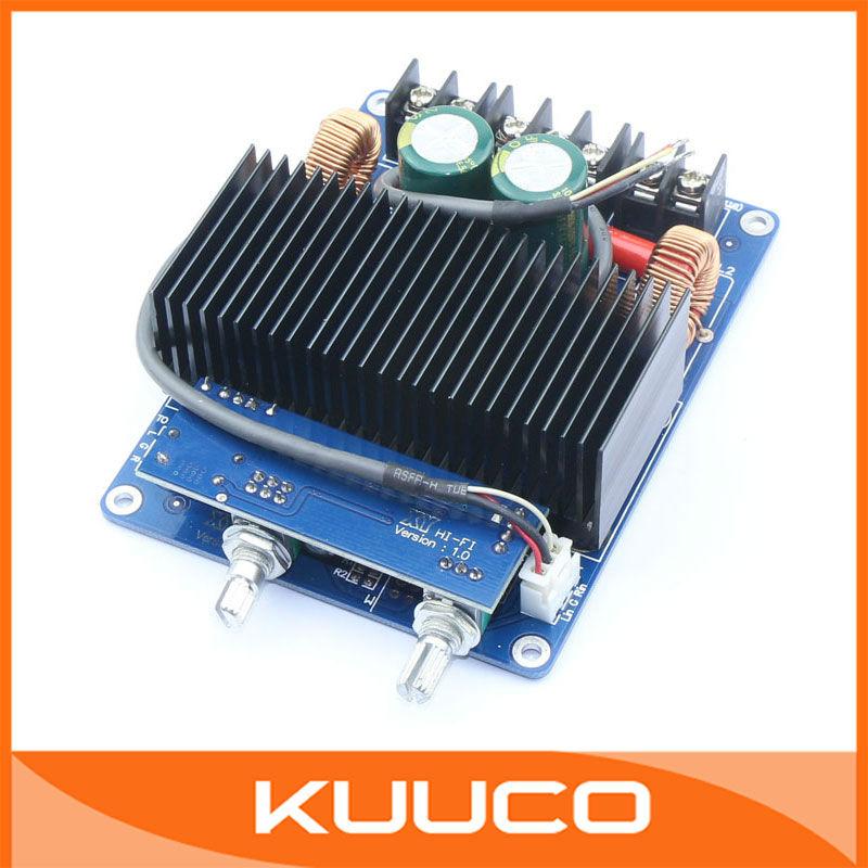 TDA8920 Subwoofer Stereo/Audio Digital Home Amplifier 140W Power Amp Board DIY 2200uF/35V #090007(China (Mainland))