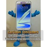 Doll clothing samsung phone  model dolls wearing phone  cartoon costumes
