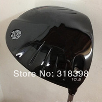2013 G-25 Black Golf Driver Wood 10.5loft With TFC-360 Graphite Shaft With Golf Wood Headcover 1PC