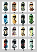 2014 Fashion Warm Skin Balaclava Headgear Face Mask Hat For Motorbikes Biker Snowmobile Hunting Assorted Styles Free Shipping