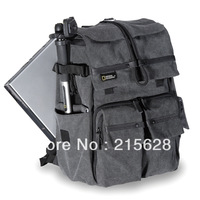 Freeshipping highquality NATIONAL GEOGRAPHIC NGW5070 Professional DSLR camera bag/case Travel photo Backpack for canon/Nikon