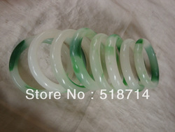8Natural jade bracelets on sale hetian white62cm(China (Mainland))