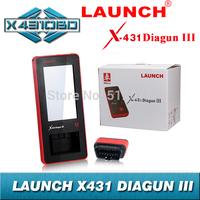 100% Original Launch X431 Diagun III Multi-Language Multi-Car Brand Professional Diagun 3 Auto Diagnostic Scanner