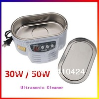 DADI DA-968 Stainless Steel Dual 30W/50W Ultrasonic Cleaner With Display Ultrasonic Cleaning Machine