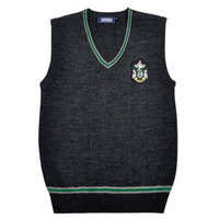 Christmas gift harry potter Srytherin School uniform cosplay clothes sweater vest
