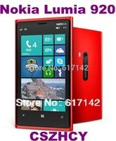 "Refurbished Original Nokia Lumia 920 Windows phone 8 Smart cellphone, 4.5"" GPS WiFi 8MP Free shipping"