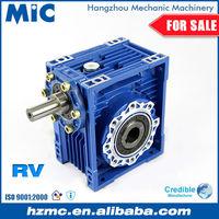 Motovario Like NRV30 Aluminium Alloy Small Worm Gear Speed Reducer for Motor