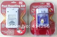 Free Shipping 100pcs/lot Electronic Riddex Pest Control Pest Repelling Aid Pest Killer As Seen On TV 110V/220V