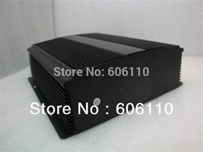 CarPC Case mini pc itx case htpc case With PCI aluminum case(China (Mainland))