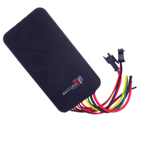 Freeshipping GPS/GSM/GPRS Real-Time GPS vehicle Tracker Device H06A GPS dropshipping